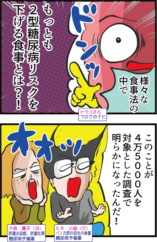 【血糖値】日本人にも効果的!糖尿病リスクを下げる世界で人気の健康食とは…?1