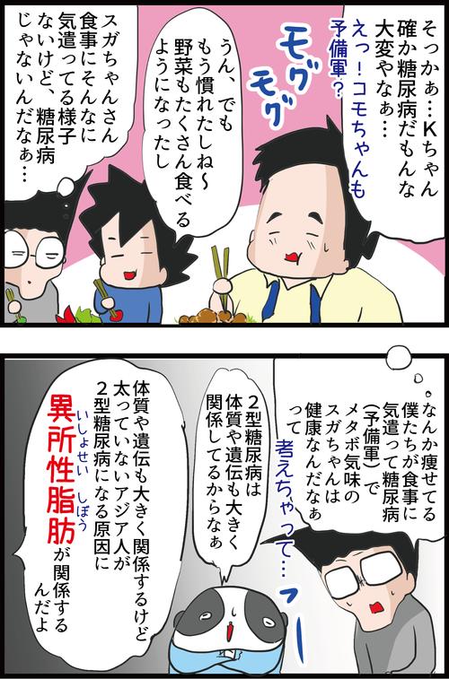 【血糖値】日本人は特に注意!痩せていても糖尿病になってしまう理由とは…?3