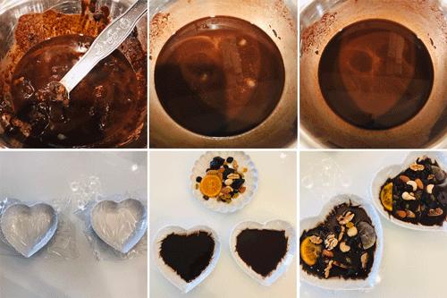 低糖質チョコ作り方