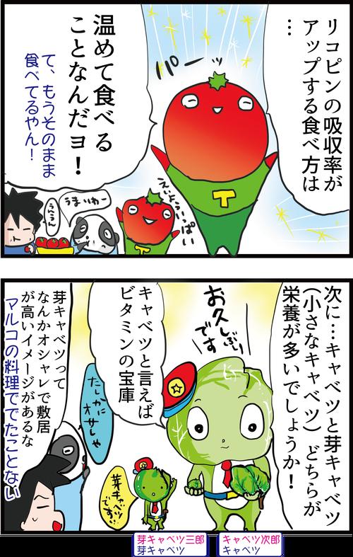 【血糖値】普通のトマトとミニトマト、栄養価が高いのはどっち…?!3