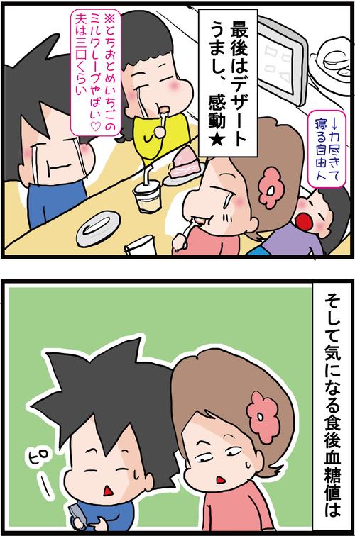 【血糖値スパイク対策】くら寿司で最適な食べ方を試してみた結果!3