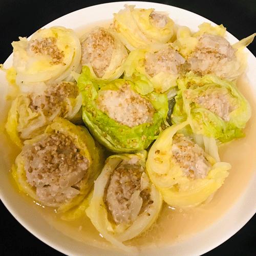 白菜シューマイ4