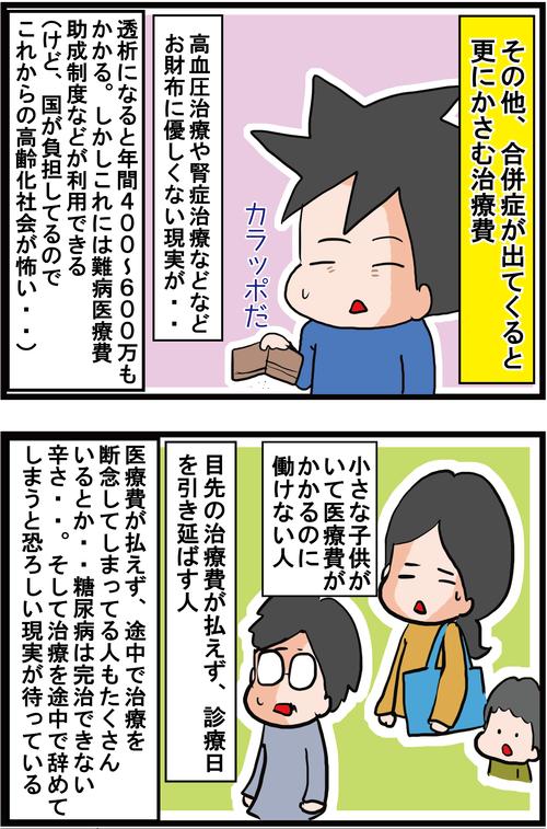 【恐怖】糖尿病の治療にかかる医療費とは?!3