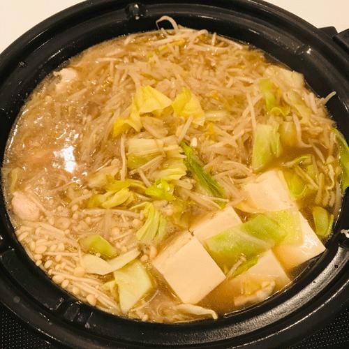 モヤシ鍋3