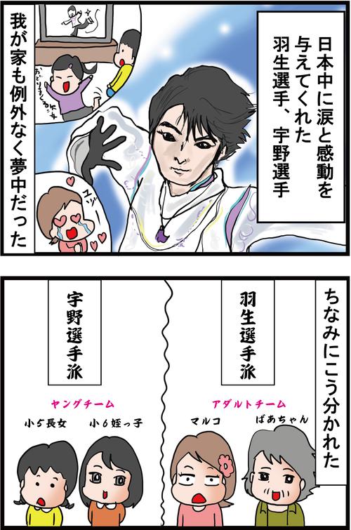 涙と感動の平昌五輪フィギュアスケート!1
