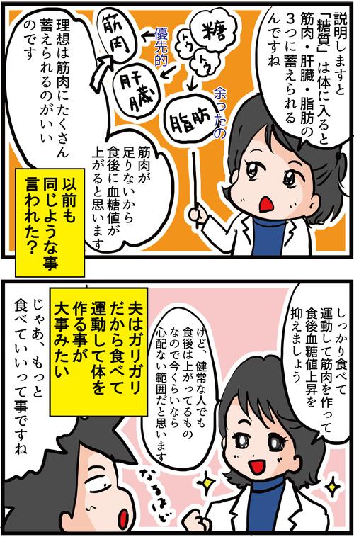 【血糖値】2か月ぶりの定期健診、気になるHbA1cは…??3