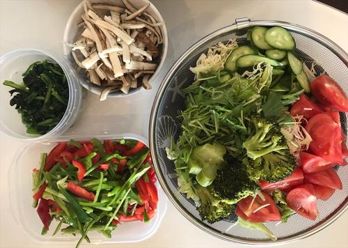 野菜つくおき