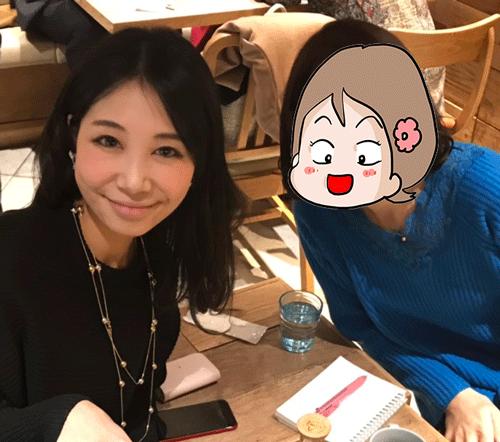 福田さんとマルコ