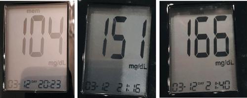 ミートファースト血糖値