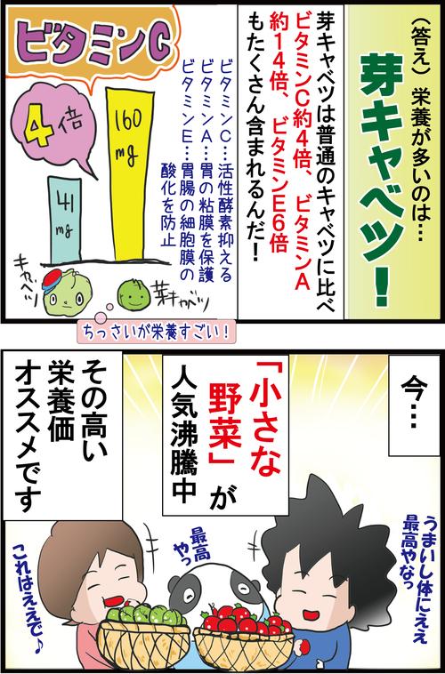 【血糖値】普通のトマトとミニトマト、栄養価が高いのはどっち…?!4