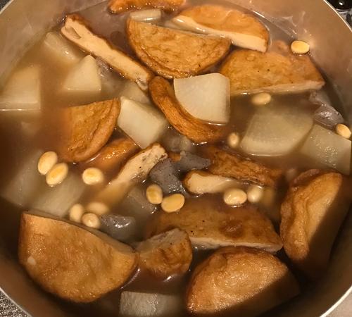 つくおき2煮物