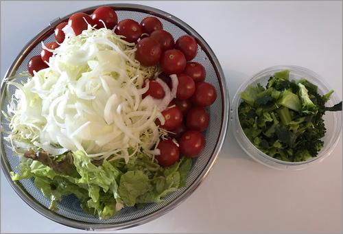 つくおきサラダ