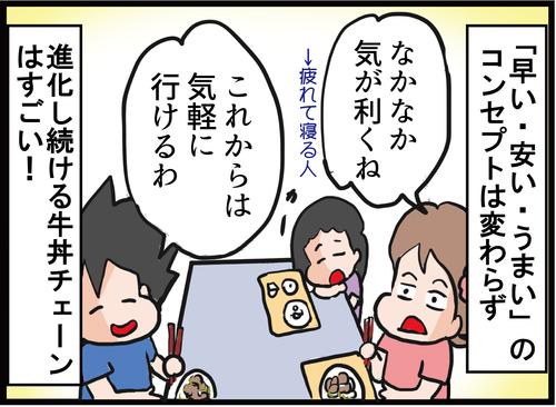 【血糖値対策】低糖質ブーム!ロカボの波が牛丼にまで…!?4
