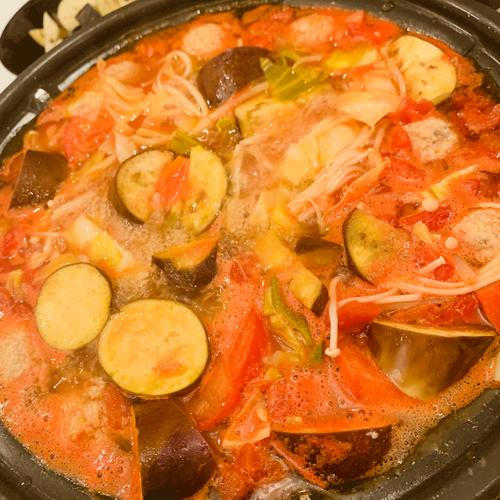 トマト鍋3