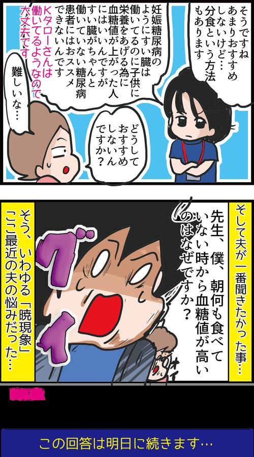 【血糖値】2カ月ぶりの検診結果&カワユス女医に質問攻撃!5