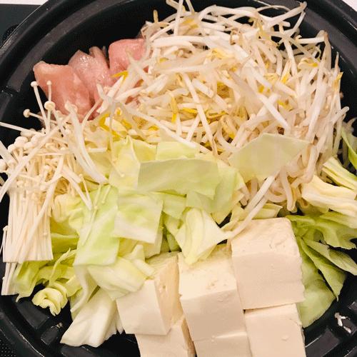 モヤシ鍋1