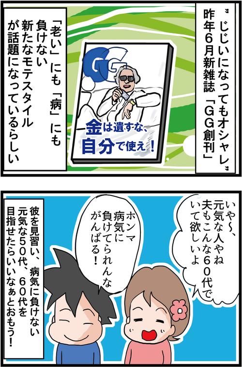 【血糖値コントロール術】バブルのツケで糖尿病になったちょいワルオヤジ!4