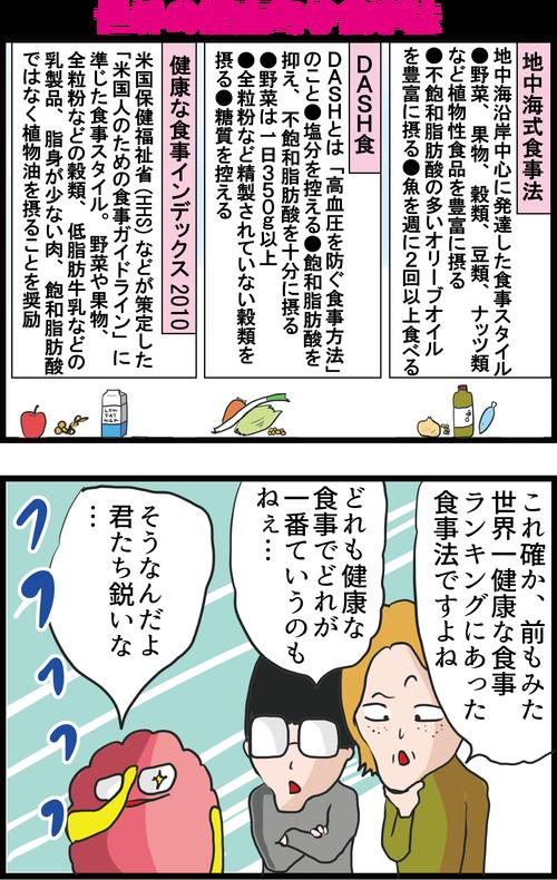 【血糖値】日本人にも効果的!糖尿病リスクを下げる世界で人気の健康食とは…?3