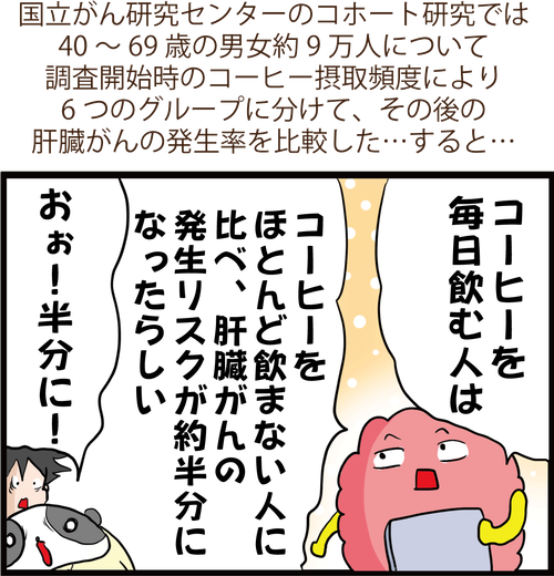 【血糖値】コーヒーが糖尿病と深い関係を持つあの「ガン」を予防する…?!3-1
