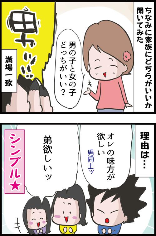 【妊娠6カ月】気になるお腹の子供の性別は…?聞く?聞かない?(妻の高齢妊娠編㊵)3
