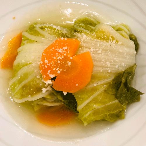 コンソメロール白菜完成2