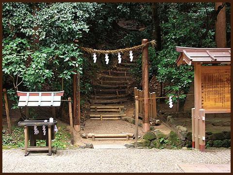 パワースポット 奈良大神神社&三輪山登山で不思議体験4