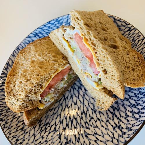 低糖質サンドイッチ3