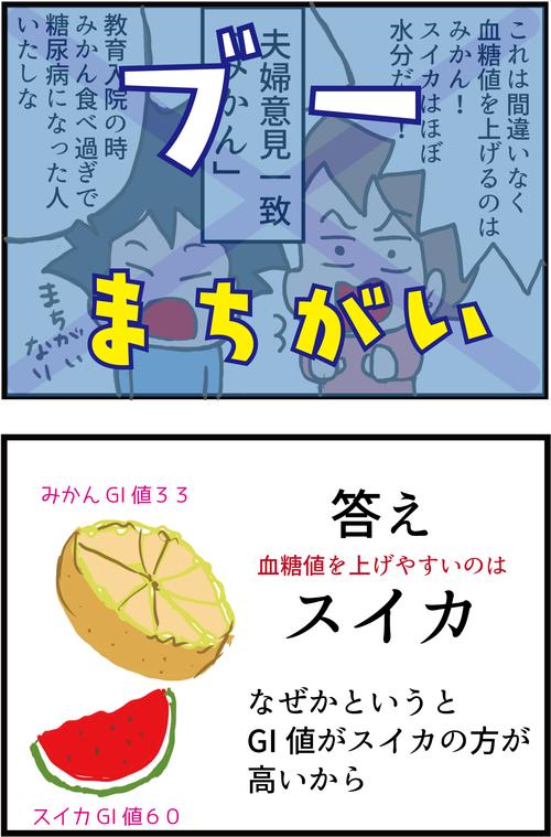 【クイズ】血糖値を上げやすい食べ物はどっち?!5