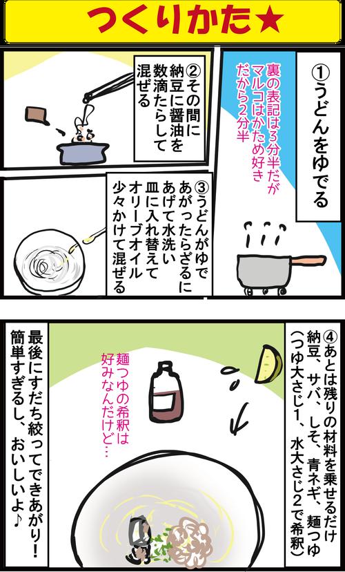 【免疫力アップ!】低糖質うどんとサバ缶の簡単アレンジレシピ♪4