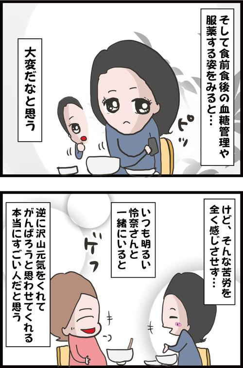 私が尊敬する超低糖質スイーツ・シェアイートの福田怜奈さんはこんな人…!4