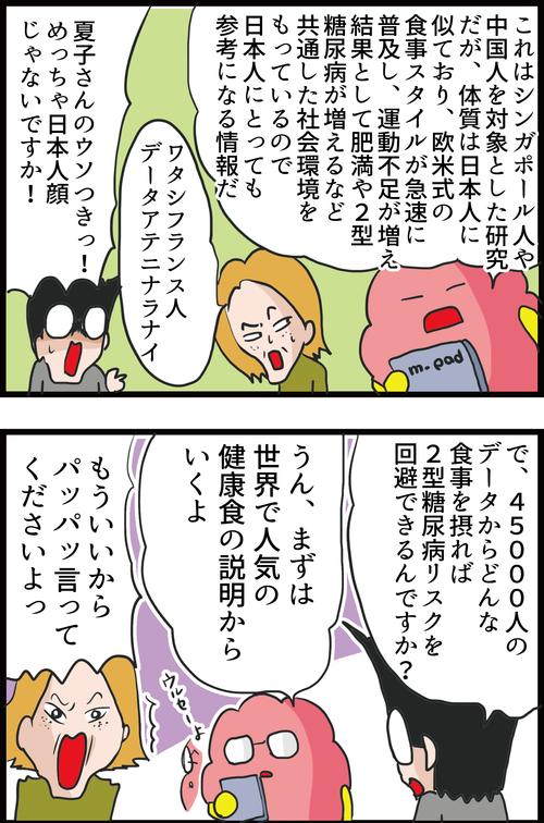 【血糖値】日本人にも効果的!糖尿病リスクを下げる世界で人気の健康食とは…?2