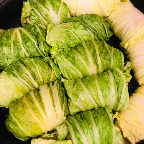 コンソメロール白菜7