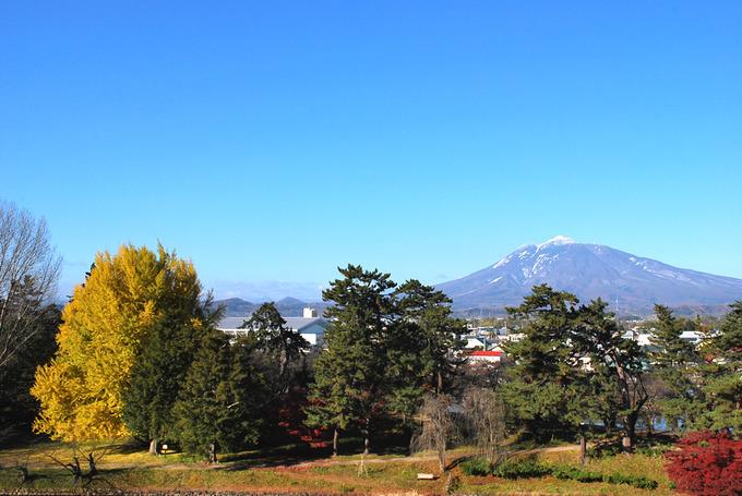 弘前公園本丸