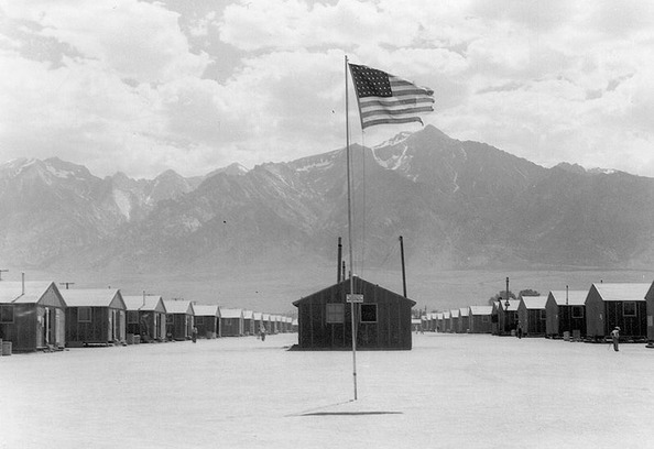 Japaneseamericaninternmentcenter-flag