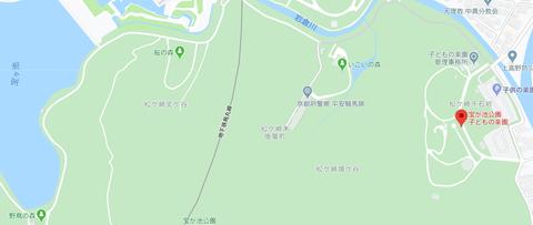 宝ヶ池公園子どもの楽園