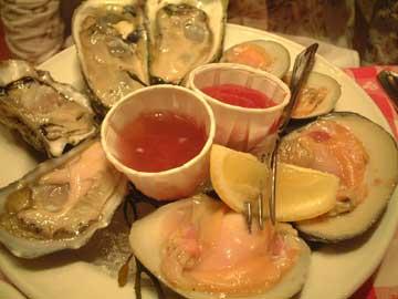 オイスターバー(Oyster Bar)1