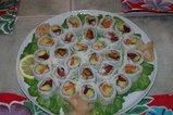 ホールフーズの寿司