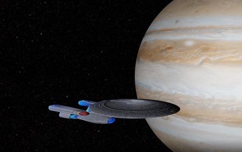 木星を周回