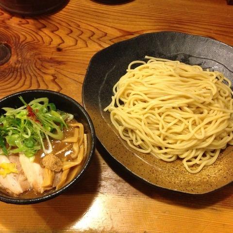 本丸つけ麺