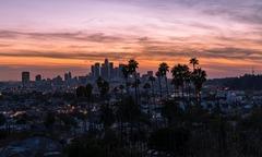 ロサンゼルスの気候の画像