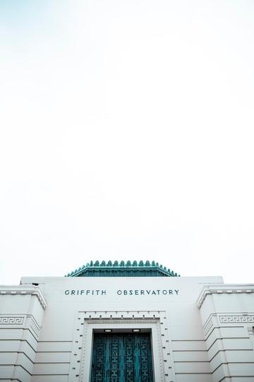 定休日のグリフィス天文台に行ってみた