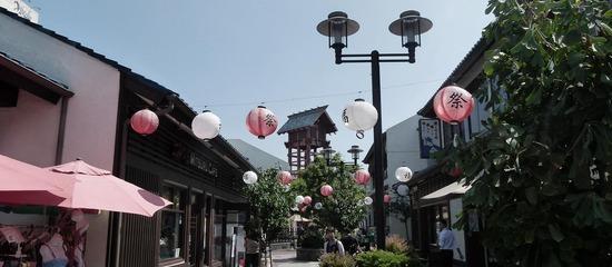 ロサンゼルスの日本人街リトルトーキョー
