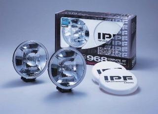 IPF EXPORT MODEL 968 ドライビングランプクリアー 海外限定輸出モデル