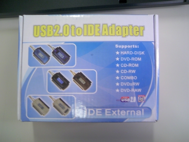 IDE to USB