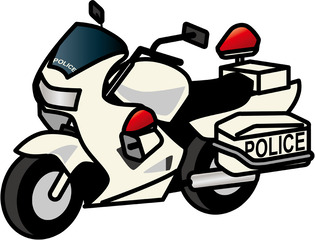 実は交通違反取締は頻繁に行われているようだ