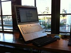 ロジクール ノートパソコン スタンド