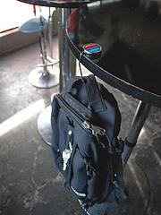 ususトロイカのバッグホルダー
