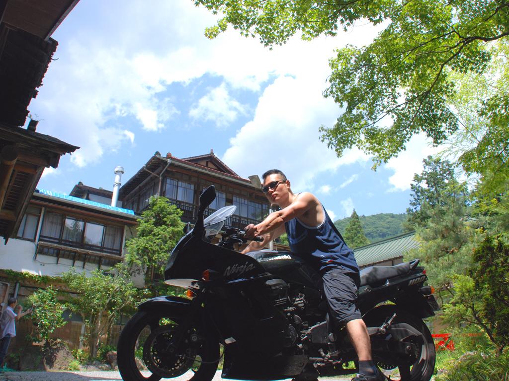 the best attitude 8d7de 187c5 ヒルズではたらく庶民のblog   GPZ1100