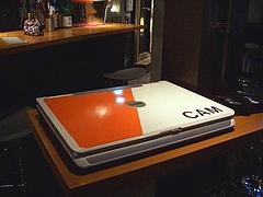 カムのデコラティブパソコン