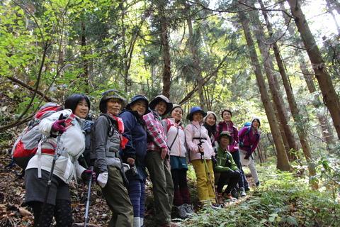 af2ad1a8d2 11月1日の福屋トレッキングツアーです。 今村みずほと行く山登りです。よろしくお願いしますm(__)m